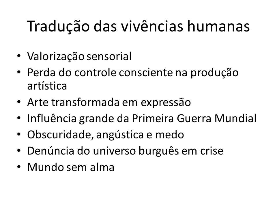 Tradução das vivências humanas