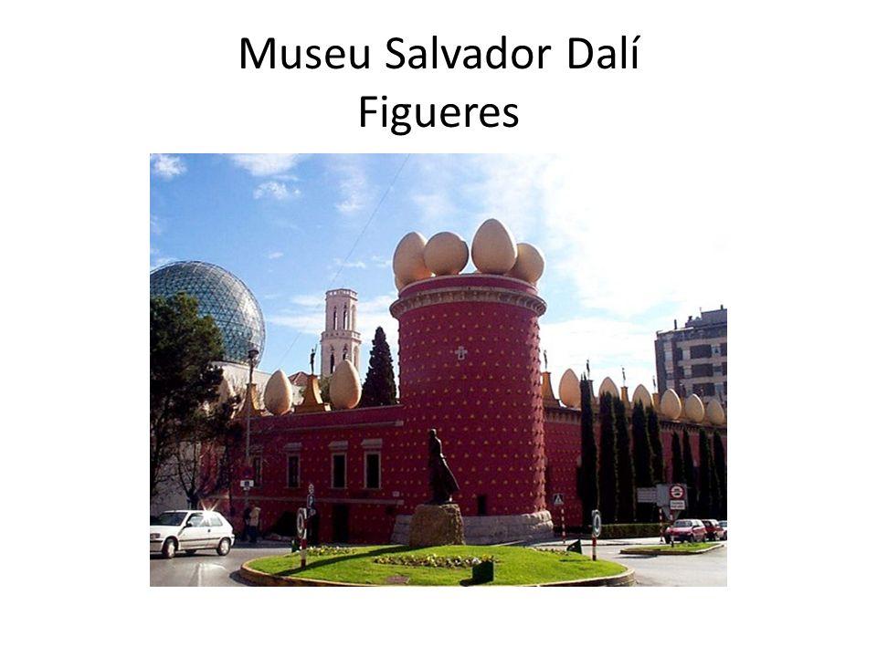 Museu Salvador Dalí Figueres