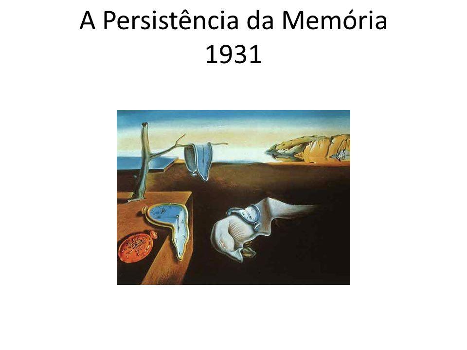 A Persistência da Memória 1931
