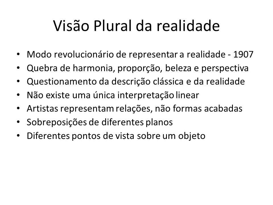 Visão Plural da realidade