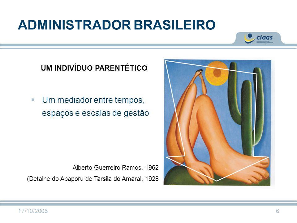 ADMINISTRADOR BRASILEIRO