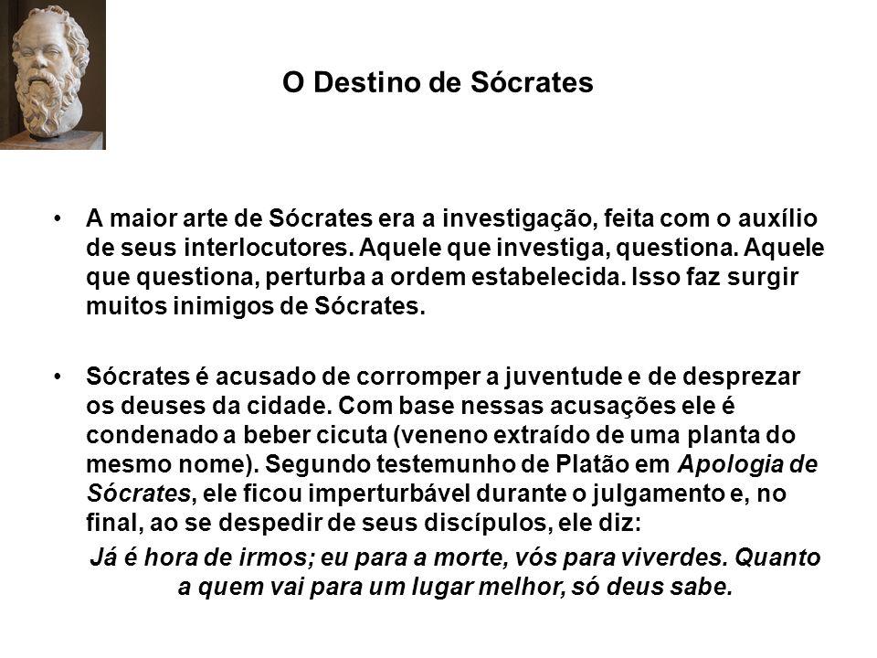 O Destino de Sócrates
