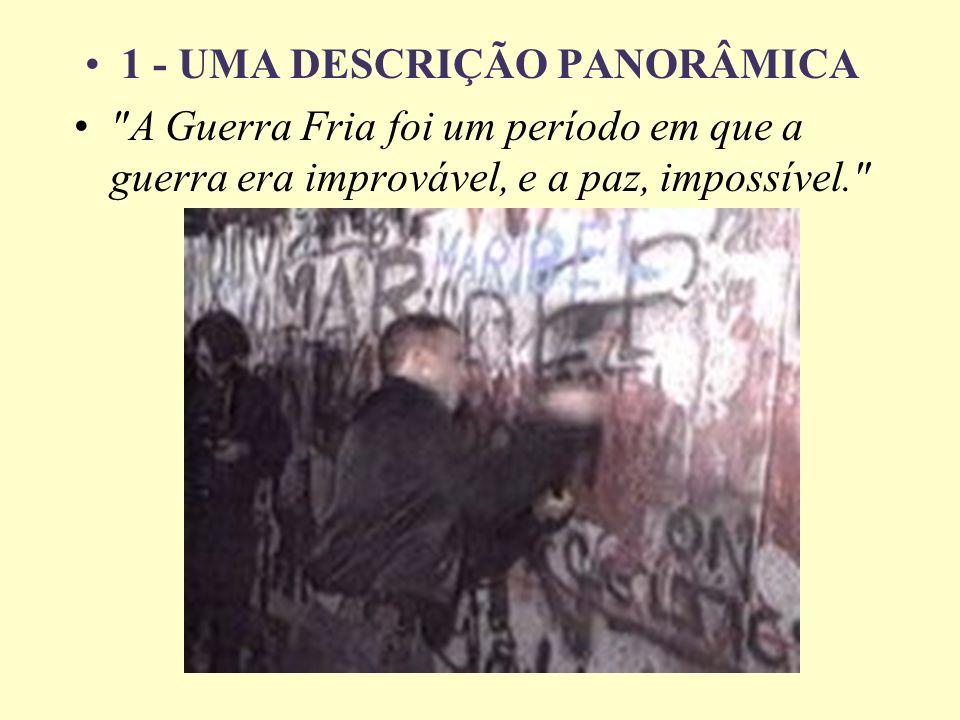 1 - UMA DESCRIÇÃO PANORÂMICA