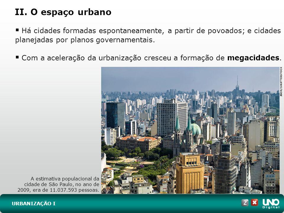 Geo- cad-2-top-6 - 3 Prova II. O espaço urbano.