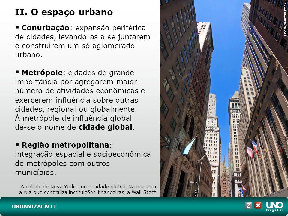 Geo- cad-2-top-6 - 3 Prova II. O espaço urbano. ERICKN/SHUTTERSTOCK.