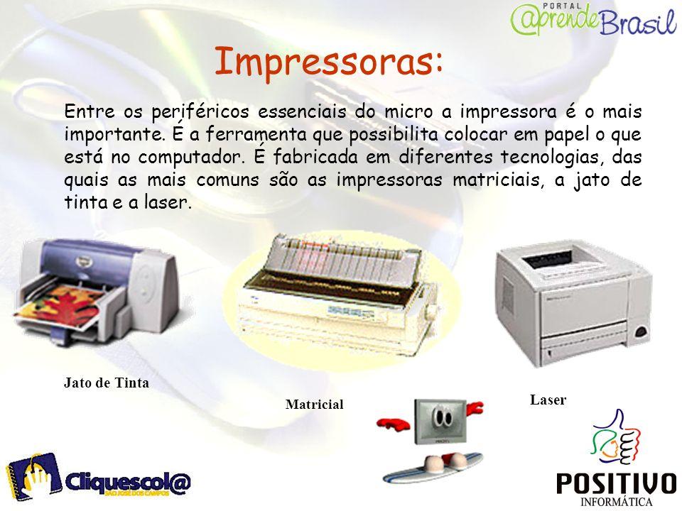 Impressoras: