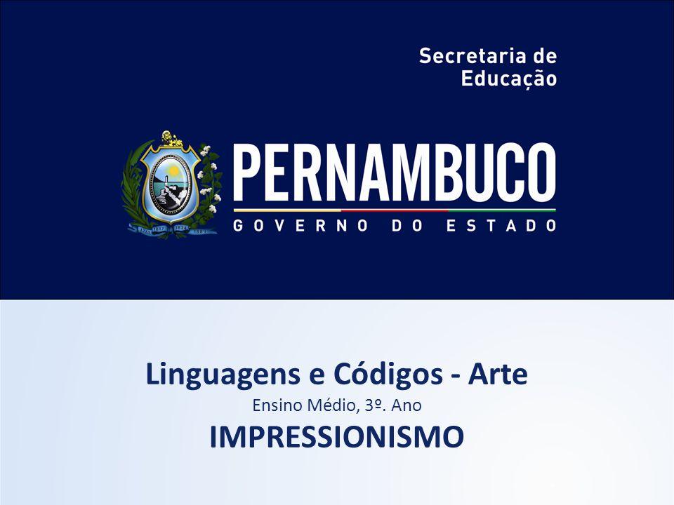 Linguagens e Códigos - Arte