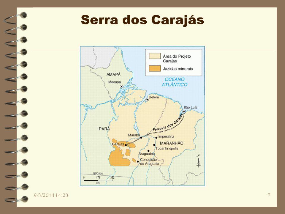 Serra dos Carajás 26/03/2017 02:30