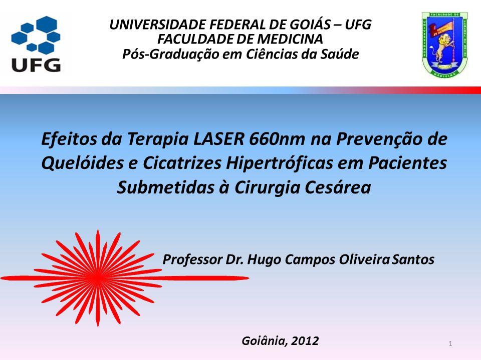UNIVERSIDADE FEDERAL DE GOIÁS – UFG