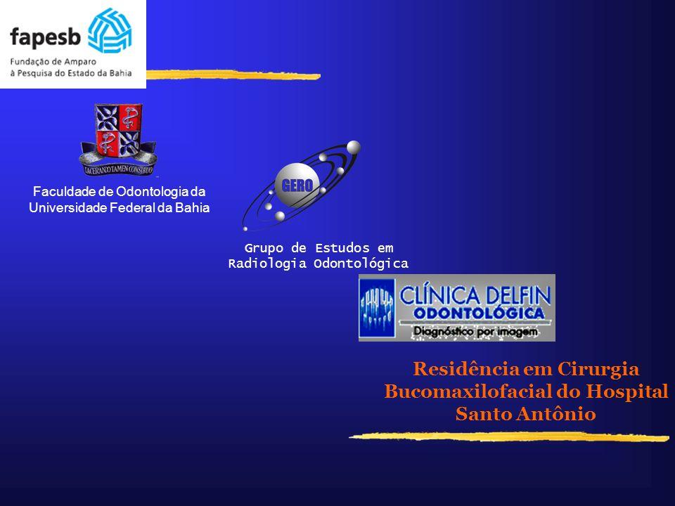 Residência em Cirurgia Bucomaxilofacial do Hospital Santo Antônio