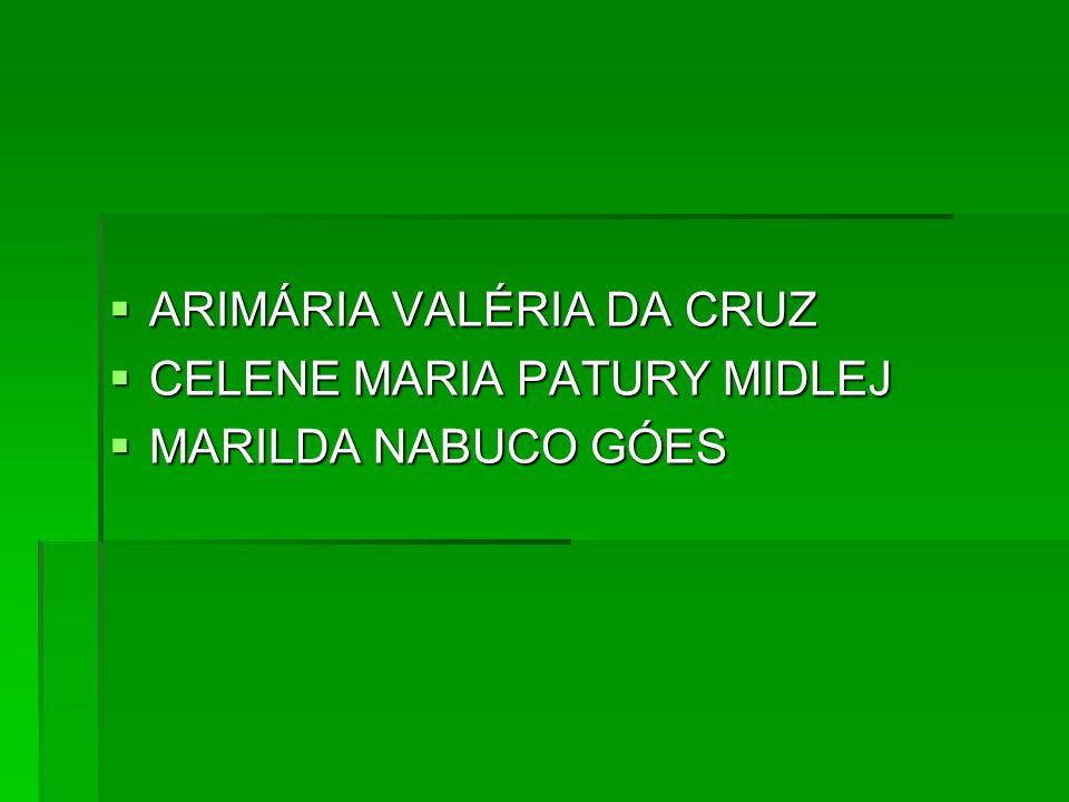 ARIMÁRIA VALÉRIA DA CRUZ