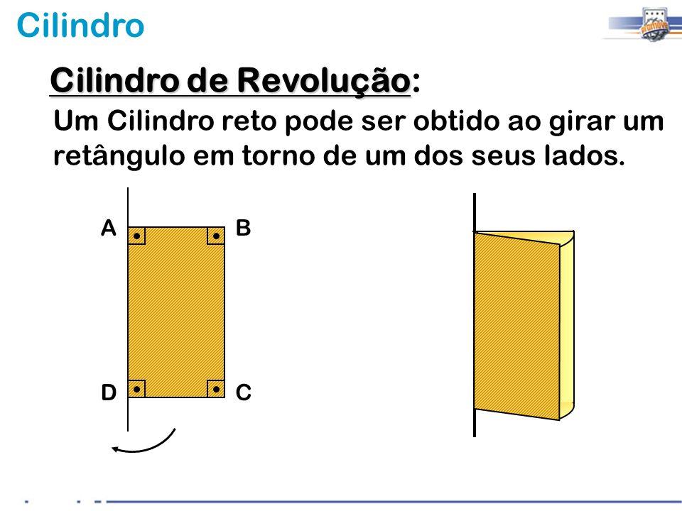 Cilindro de Revolução: