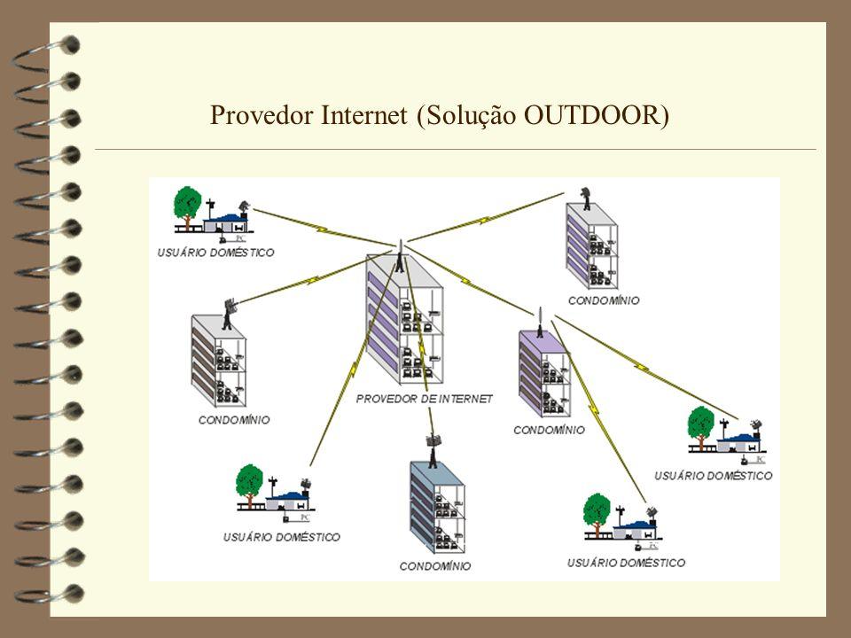 Provedor Internet (Solução OUTDOOR)