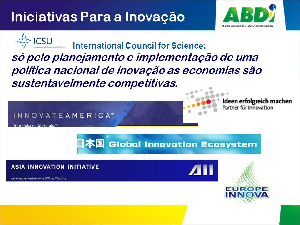 Iniciativas Para a Inovação
