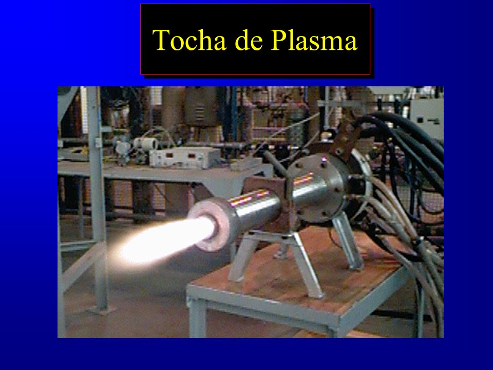 Tocha de Plasma