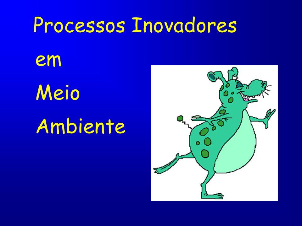 Processos Inovadores em Meio Ambiente