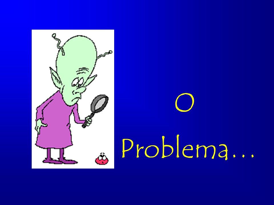 O Problema…