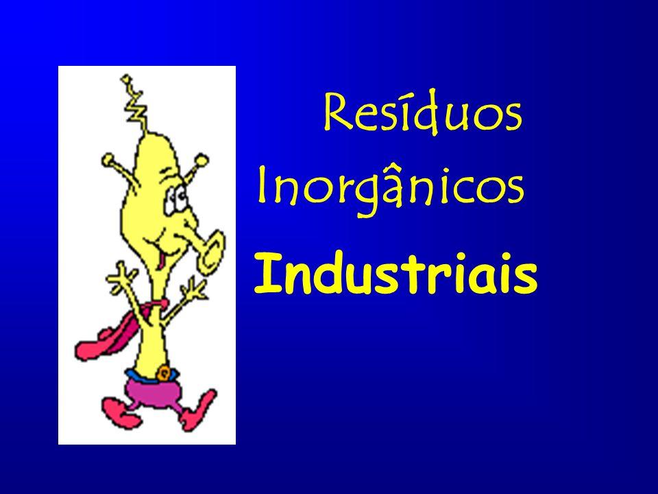 Resíduos Inorgânicos Industriais