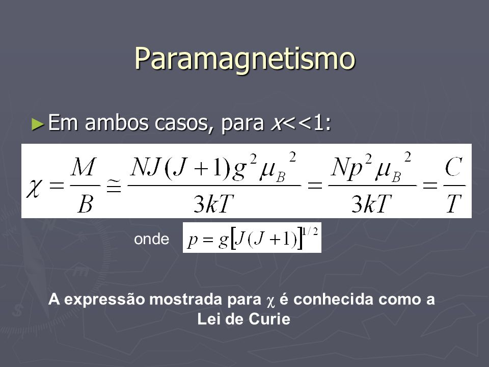 A expressão mostrada para c é conhecida como a