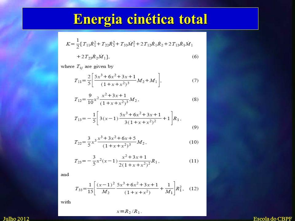 Energia cinética total