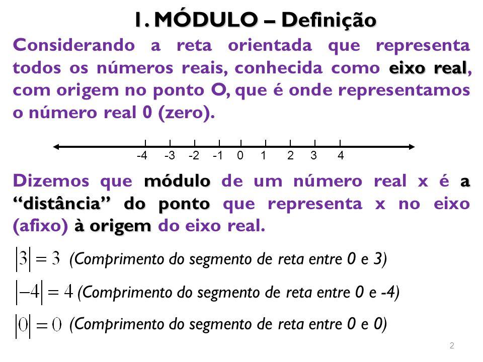 1. MÓDULO – Definição