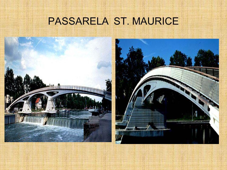 PASSARELA ST. MAURICE