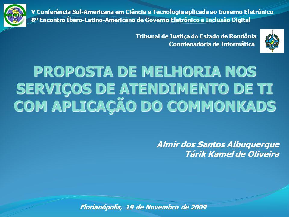 Florianópolis, 19 de Novembro de 2009