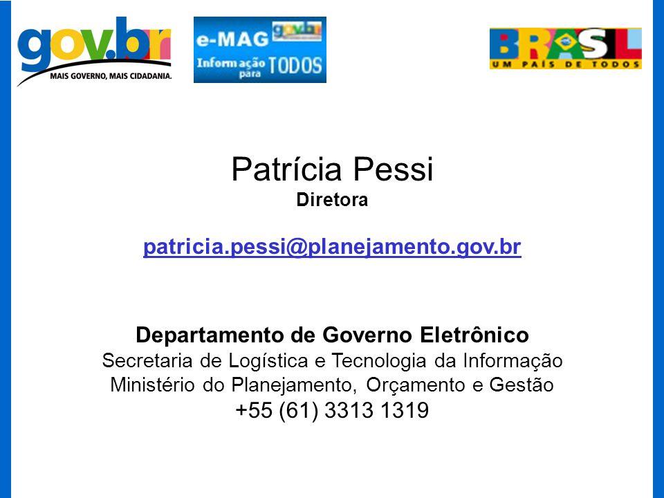 Departamento de Governo Eletrônico