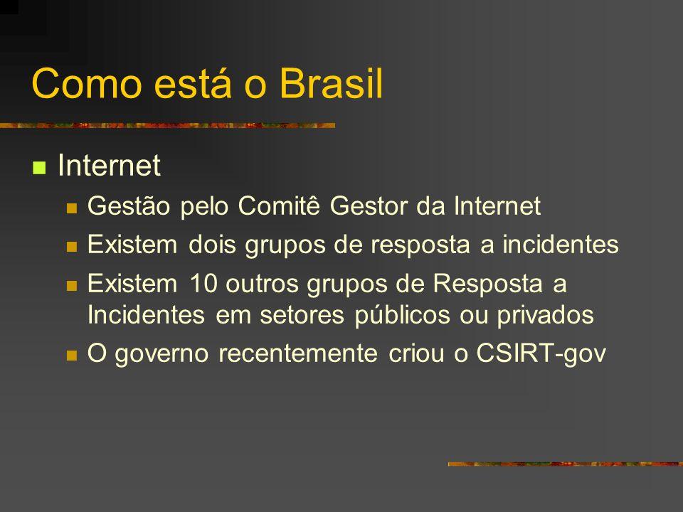 Como está o Brasil Internet Gestão pelo Comitê Gestor da Internet