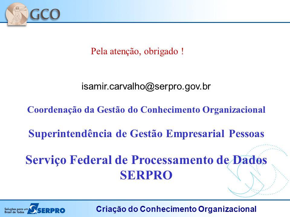 Serviço Federal de Processamento de Dados SERPRO