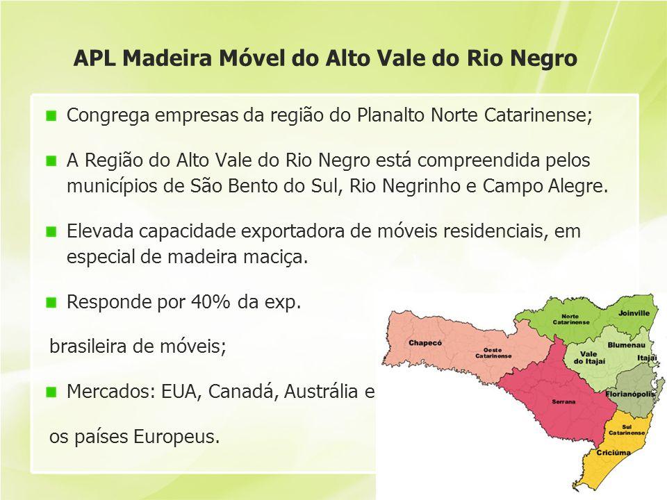 APL Madeira Móvel do Alto Vale do Rio Negro