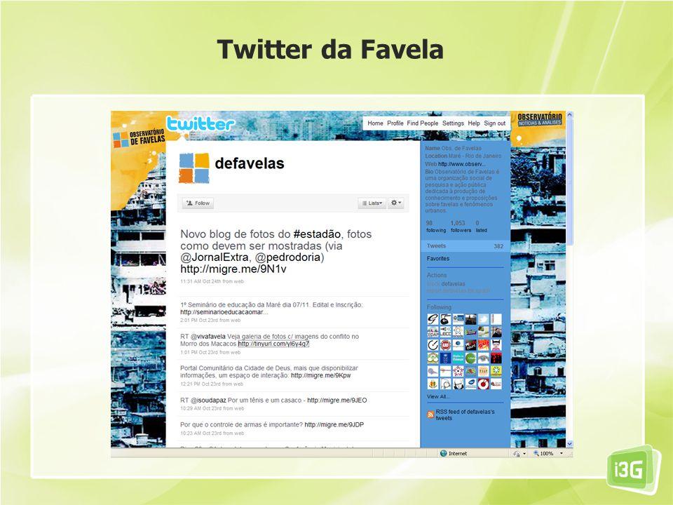 Twitter da Favela 82