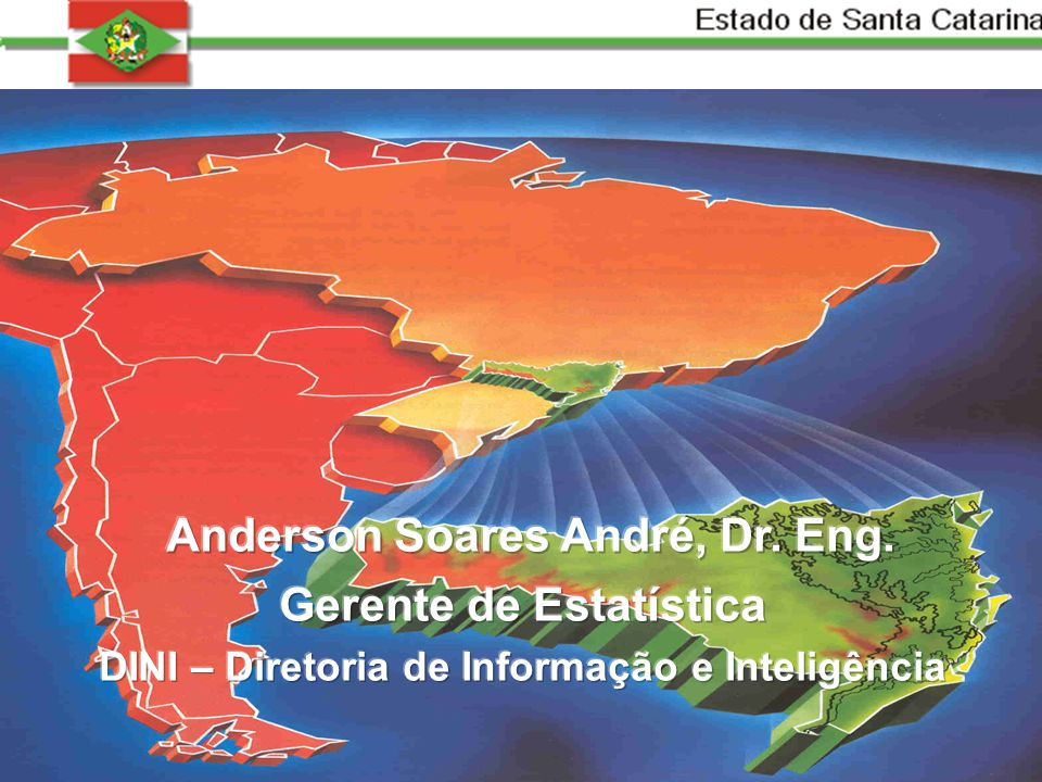 Anderson Soares André, Dr. Eng.
