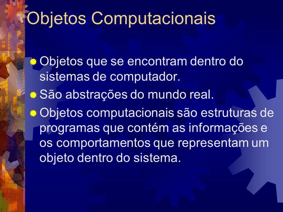 Objetos Computacionais