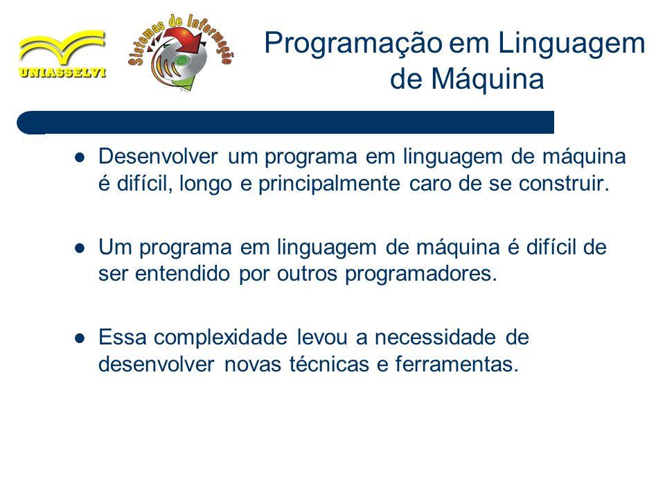 Programação em Linguagem de Máquina