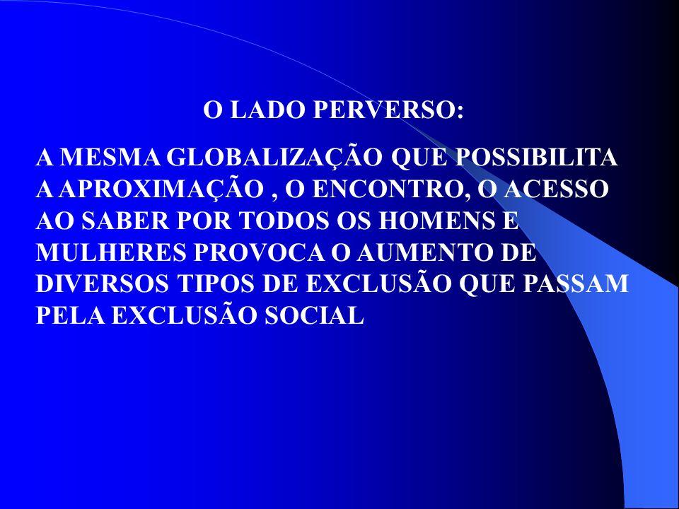 O LADO PERVERSO: