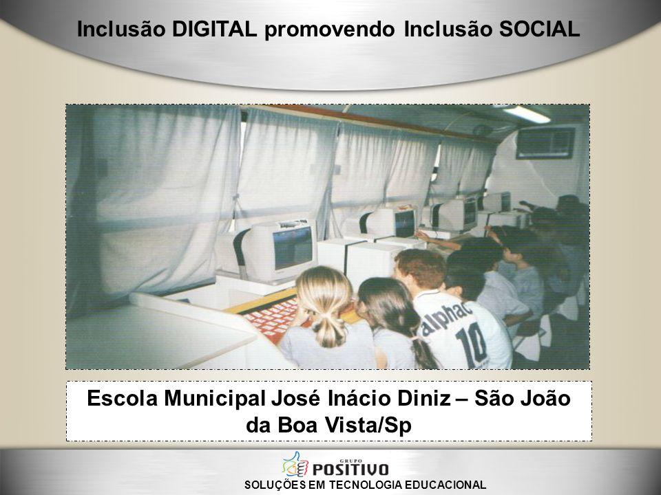 Escola Municipal José Inácio Diniz – São João da Boa Vista/Sp