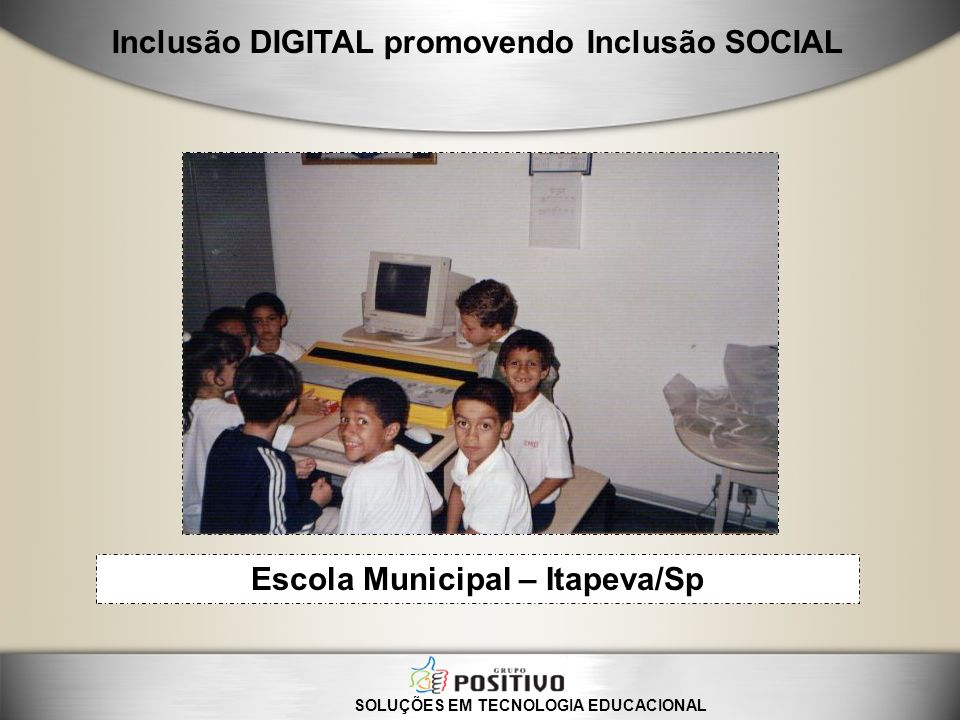 Escola Municipal – Itapeva/Sp
