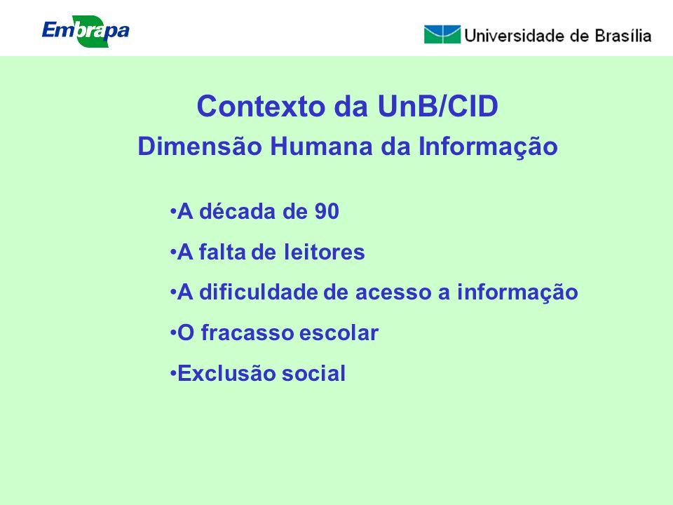 Dimensão Humana da Informação
