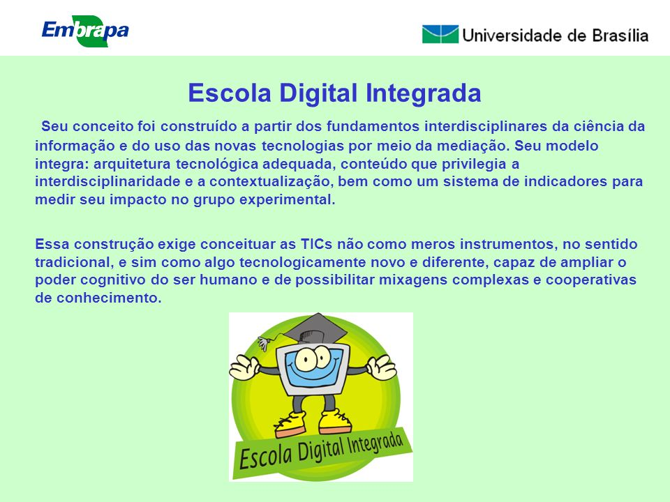 Escola Digital Integrada