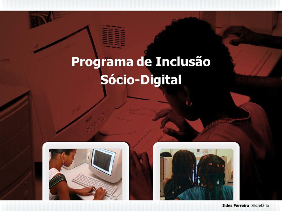 Programa de Inclusão Sócio-Digital