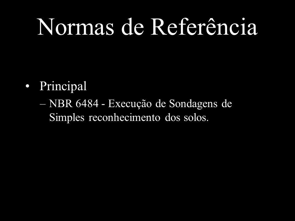 Normas de Referência Principal