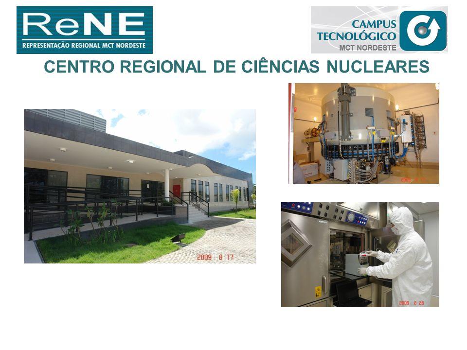 CENTRO REGIONAL DE CIÊNCIAS NUCLEARES