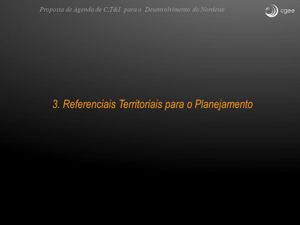 3. Referenciais Territoriais para o Planejamento