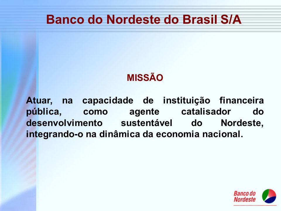 Banco do Nordeste do Brasil S/A