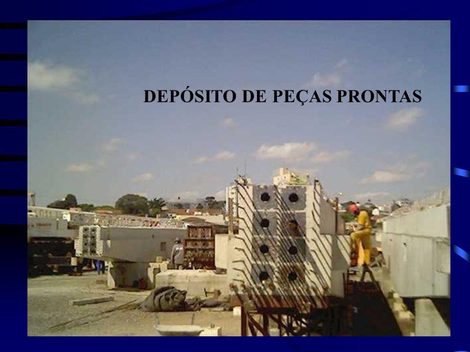 DEPÓSITO DE PEÇAS PRONTAS