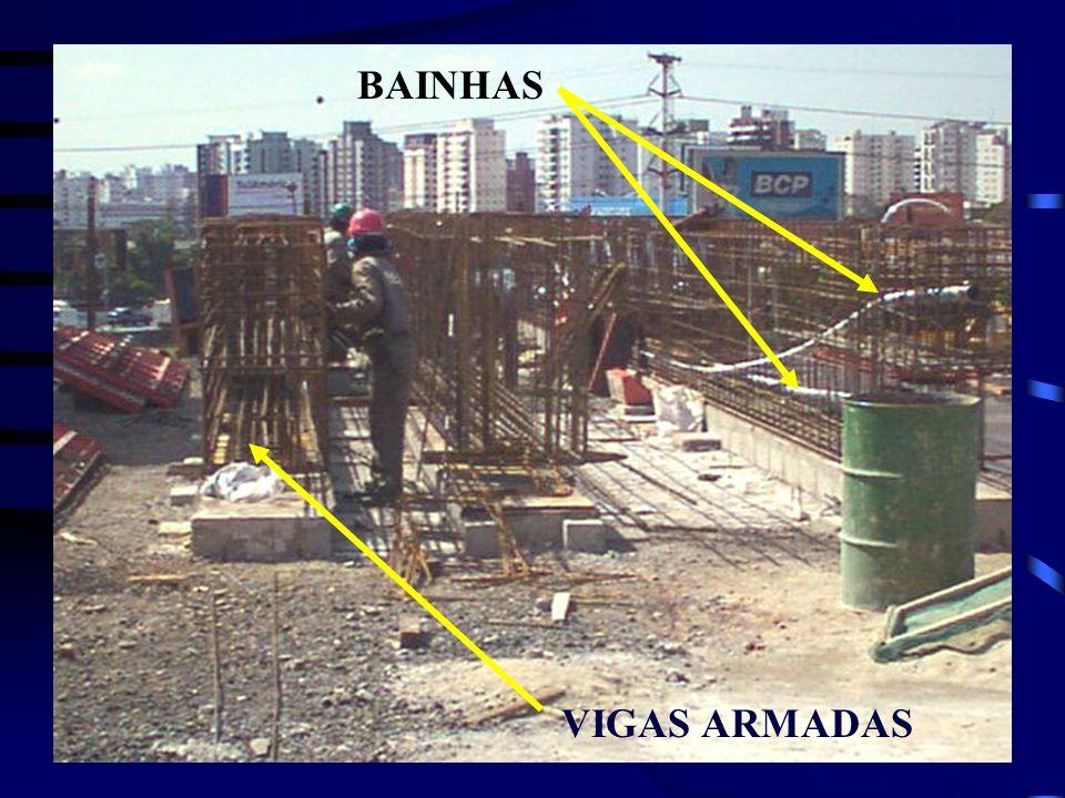 BAINHAS VIGAS ARMADAS