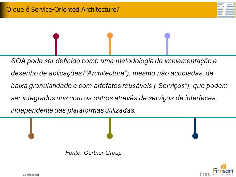 O que é Service-Oriented Architecture