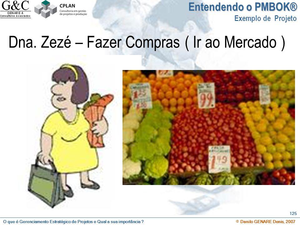 Dna. Zezé – Fazer Compras ( Ir ao Mercado )