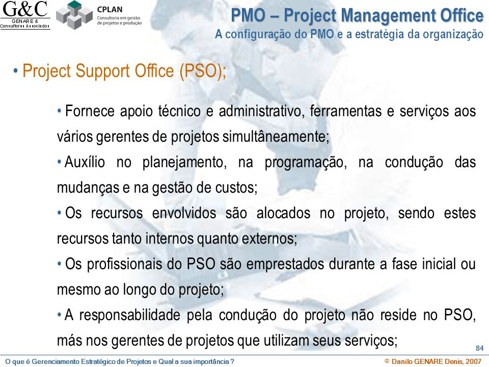 PMO – Project Management Office